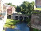 Le vieux pont de la porte de Mons
