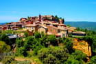 Le village de Roussillon (84)