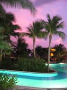 Le Yucatan avant le passage du cyclone Dean