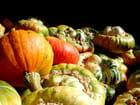 Légumes sculptés