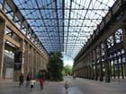 Les anciennes halles Alstom Nantaises