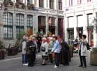 Les AVF du Pecq, en visite à Lille