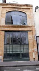 Les baies vitrées...