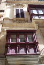 les balcons de La Valette