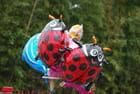 Les ballons du carnaval