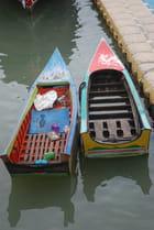 les barques colorées