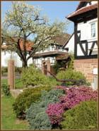 Les beaux jardins de Seebach