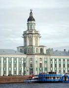les beaux monuments qui bordent la Volga