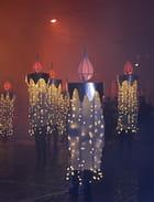 Les bougies vivantes