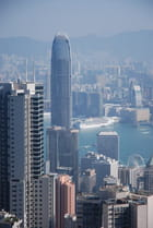 les buildings de Hong Kong