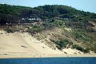 les campings de la dune du Pyla