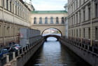 les canaux de Saint Pétersbourg