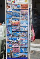 les cartes postales de Mykonos