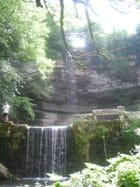 Les cascades de l'hérisson