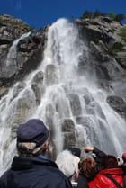 les cascades de Norvège