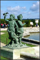 Les chérubins de la fontaine
