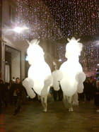 les chevaux de lumière
