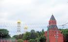 les clochers de Moscou