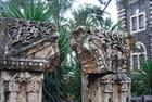 les colonnes de Capharnaüm