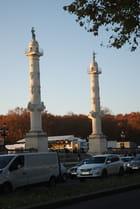les colonnes rostrales de Bordeaux