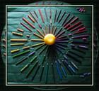 Les crayons de couleurs