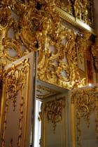 les décorations du palais de Catherine II