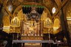 les deux orgues de la co cathédrale Saint John