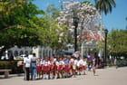 les écoliers de Cienfuegos