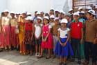 les enfants de Cochin