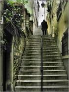 Les escaliers de la Butte