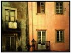 Les fenêtres de l'Alfama