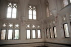 les fenêtres du château Teutonique de Marienbourg