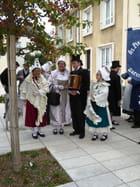 Les fêtes normandes : Les Pierrots de la Vallée - Garennes sur Eure