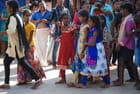 les fillettes de Mangalore