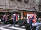 Les hommes sandwich de Buenos Aires