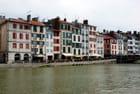 les immeubles Basques