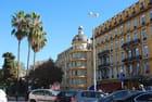 les immeubles de Nice