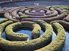 Les jardins de getty center