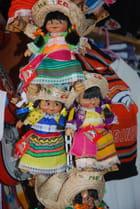 les joyeuses poupées mexicaines