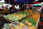 les légumes du marché de Saint Pierre