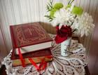 Les livres et les fleurs