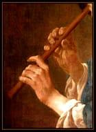Les mains du joueur de flûte
