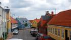 les maisons colorés