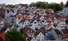 les maisons typiques de Stavanger