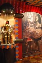 les marionnettes Siciliennes du Costa Magica