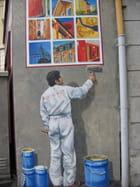 Les murs peints