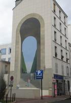Les murs peints de Levallois