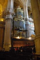 les orgues de la cathédrale de l'Incarnation