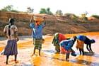 Les orpailleurs du Burkina Faso