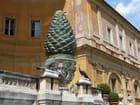 Les paons du vatican